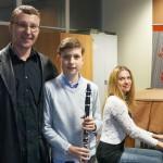 Sergiy Quast, Jonas Weise, Tanja Barth