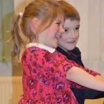 die Jüngsten Emilia und Sören Diederichsen