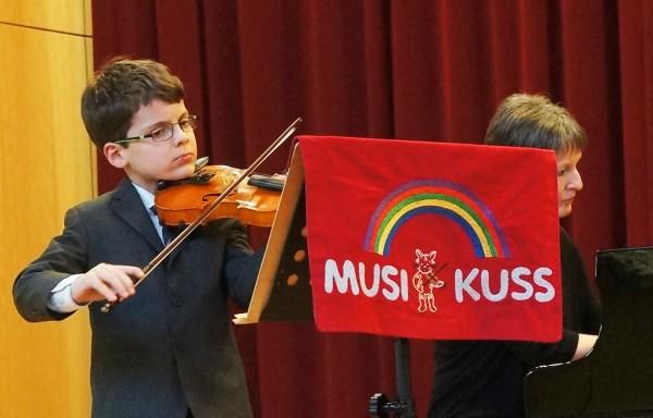 Geige - Jonathan Broda