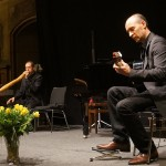Didgeridoo und Gitarre: Eugen Beidinger, Markus Ohlef