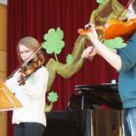 Geigen-Duo