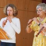 Mia Kerkhoff, Christine Büttner, Friederike Michels