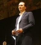 Moderator Alexander Savenok