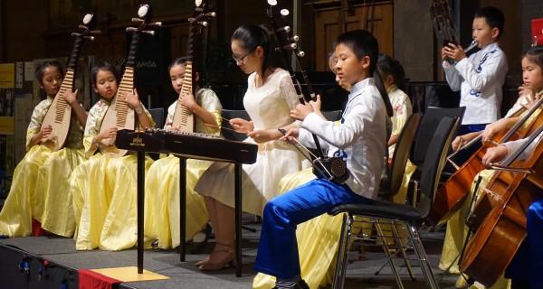 Chinesische Instrumente