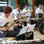 Bass-Rhythmus-Team
