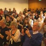 Harfen Publikum, ©Michael Hoetzel DGPh