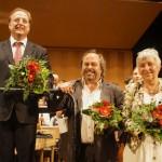 Dirigent  Christoph-Mathias Mueller, Köthe, Christine Büttner, ©Michael Hoetzel DGPh