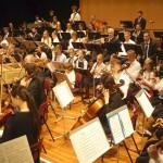 Orchester mit Blockflöten, ©Michael Hoetzel DGPh