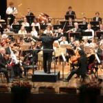 GSO Orchester mit den Schülern der Musi-Kuss Musizierschule. ©Michael Büttner