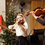 Friederike Michels, Geige