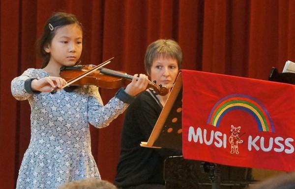 Geige - Selina Krukenberg