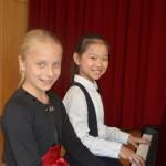Anna Dobbelstein und July Zhang