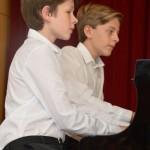Eric Edmundson und Andreas Dobbelstein