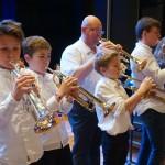 Anfang - Trompeten