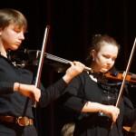 Bigband E-Geigen