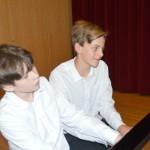 Ereic Edmundson und Andreas Dobbelstein