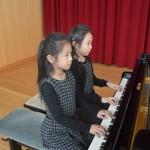 Jasmine Zhang und Xindi Wang