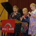 Luisa Mechmershausen, Helene Friederike Fischer und Mia Herborg
