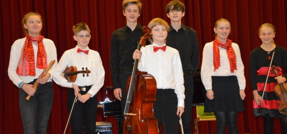 Teilnehmer Jugend Musiziert 2019 (2)