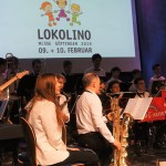 Bigband links Lokolino 2019