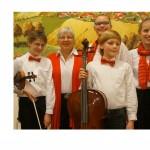 "Ensemble ""Alte Musik"" & Lehrerin"
