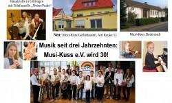 30 Jahre Musi-Kuss!
