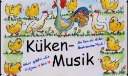 Musi-Kuss Küken-Musik button Folge 1-5