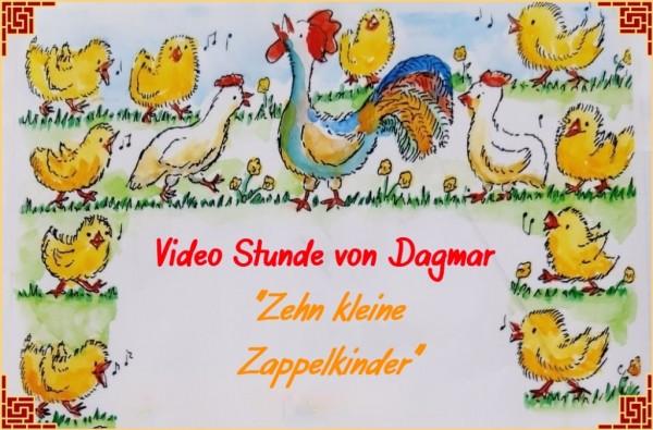 Videostunde Nr. 1 - Zehn kleine Zappelkinder